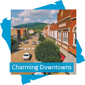 Charming Downtowns
